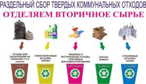 сортировка отходов
