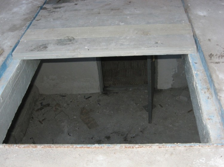 подвал гаража