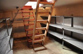 подвал для гаража