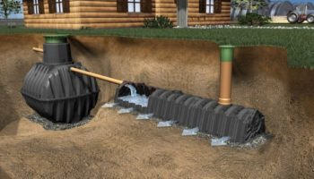 как сделать канализацию в гараже