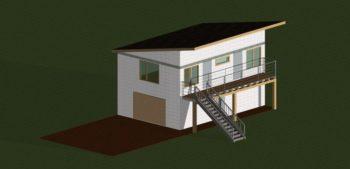 проект постройки