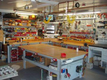 гаражная мастерская