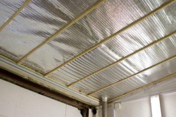 теплоизоляция помещения