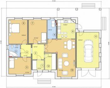 постройка одноэтажная